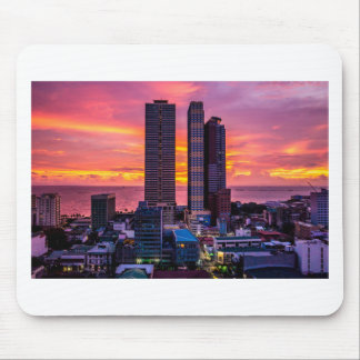 De Horizon van Manilla Filippijnen Muismat