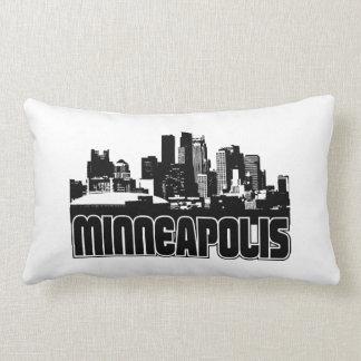 De Horizon van Minneapolis Lumbar Kussen
