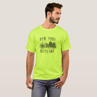 De Horizon van New York - T-shirt