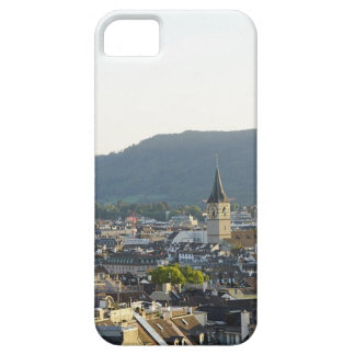 De Horizon van Zürich Zwitserland Barely There iPhone 5 Hoesje