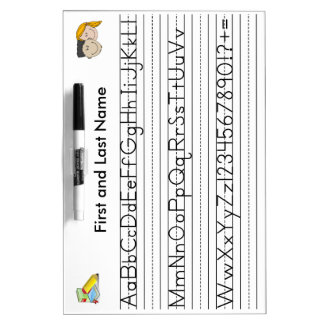 De Horizontale Raad van het handschrift, Whiteboard
