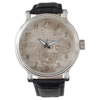 de horloges van Boedha