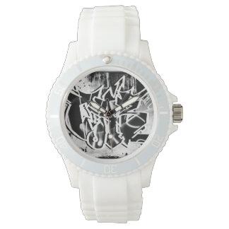 De Horloges van de Vrouwen van Graffiks van de