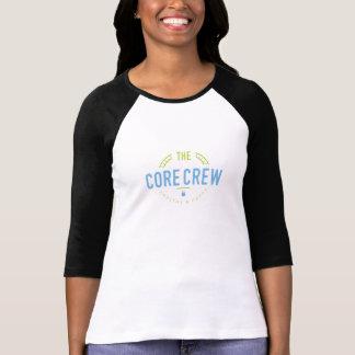De hotty bovenkant van de Stijl van het honkbal T Shirt