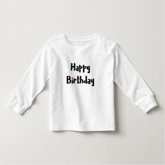 De houdende van Gelukkige Viering van het Hart van Kinder Shirts