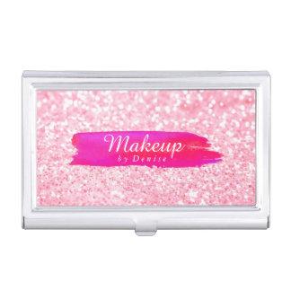 De Houder van het visitekaartje - de Make-up Visitekaartjes Mapje