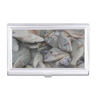 De Houder van het Visitekaartje van vissen Visitekaarthouder