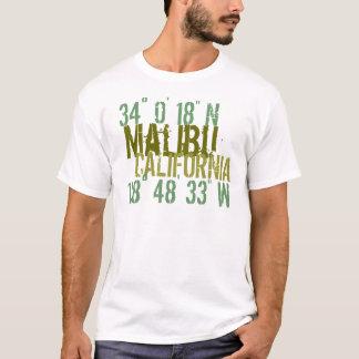 De Houding van Malibu T Shirt