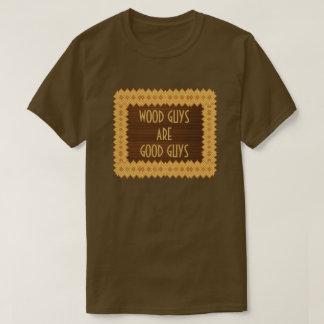 De houten Kerels zijn het Goede Timmerwerk van T Shirt