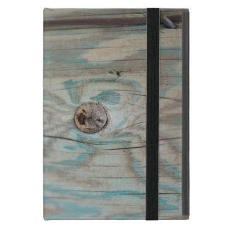De houten lichte pool van Alaska iPad Mini Hoesje