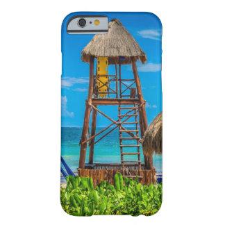 De houten Toren van de Badmeester Barely There iPhone 6 Hoesje