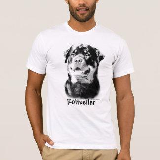 De Houtskool van Rottweiler T Shirt