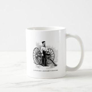 De Houwitser van Dahlgren Koffiemok