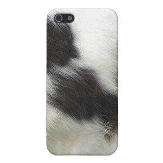 De Huid van de koe iPhone 5 Hoesje