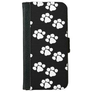 De huisdieren handtastelijk worden Print iPhone 5 Portefeuille Hoesje