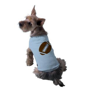 De Huisdieren van het FOOTBALL | Grafisch Football T-shirt