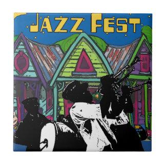 De Huizen van Fest van de jazz, Fanfarekorps Tegeltje