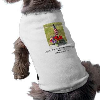 De Hulde van het gedenkteken/van de Dag van Vetera T-shirt
