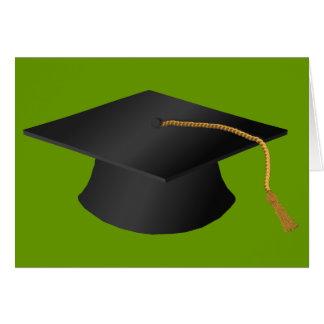 De hulp van het Diploma Wenskaart