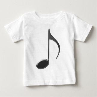 De Hulpmiddelen van de muziek Baby T Shirts