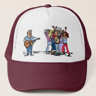 De Humor van de Banjo van Bluegrass Trucker Pet