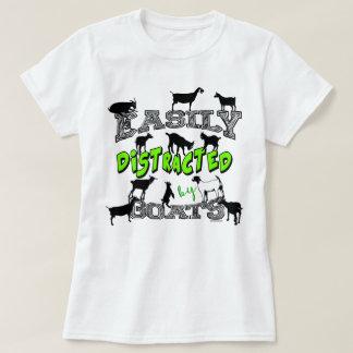 De HUMOR van de GEIT | Leuk gemakkelijk Afgeleid T Shirt