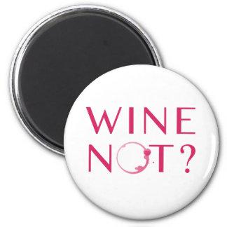 De Humor van de Minnaar van de Wijn van wijn niet Magneet