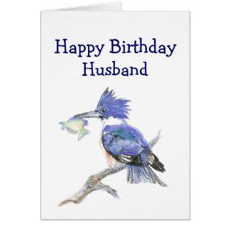 De Humor van de Verjaardag van de echtgenoot - de Kaart