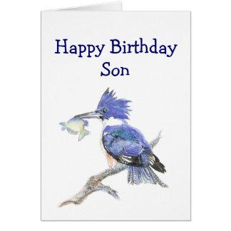 De Humor van de Verjaardag van de Zoon van de Kaart