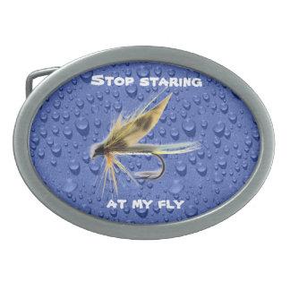 De Humor van Flyfishing Gespen