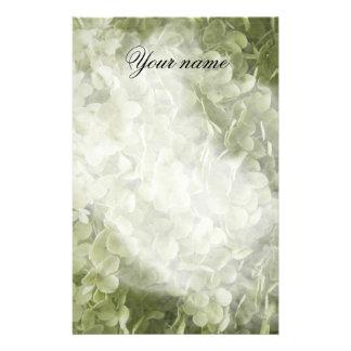 De Hydrangea hortensia van Annabelle Briefpapier