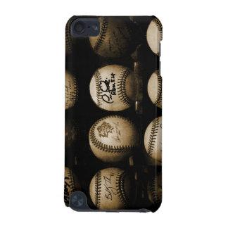 De i-peul van Baseballs het Hoesje van de Aanrakin