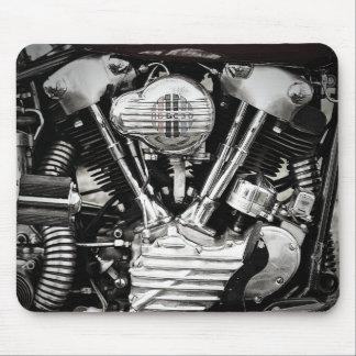 De iconische motor mousemat muismat