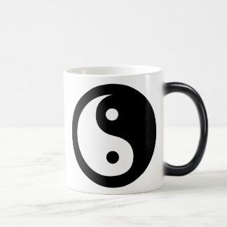 De Ideologie van Yang van Yin Magische Mok