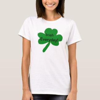 De Ierse Dagelijkse T-shirt van de Klaver
