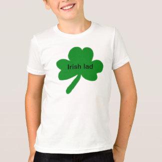 De Ierse Kinder T-shirt van de Klaver van de Knul