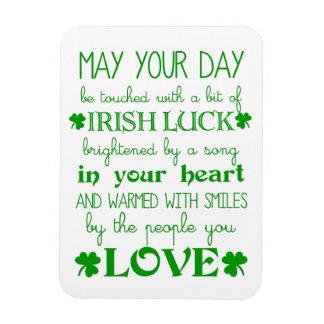 De Ierse magneet van de Zegen