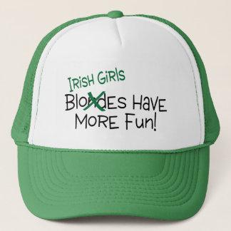 De Ierse Meisjes hebben Meer Pret Trucker Pet