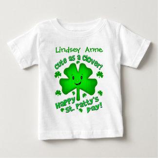 De Ierse St. Patrick T-shirt van de Dag/Bodysuit