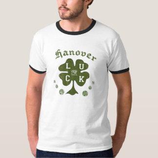 De Ierse T-shirt van Hanover Massachusetts