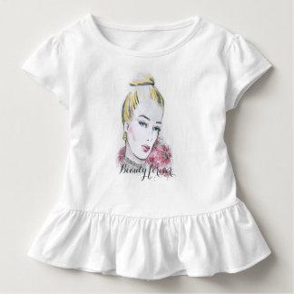 De illustratie van de het huwelijkswaterverf van kinder shirts