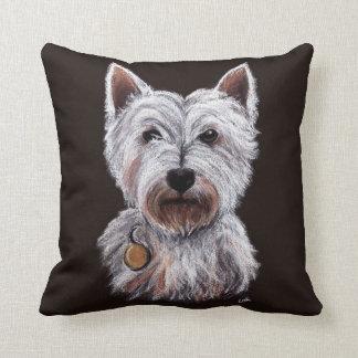 De Illustratie van de Pastelkleur van de Hond van Sierkussen