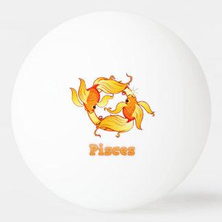 De illustratie van Vissen Pingpongbal