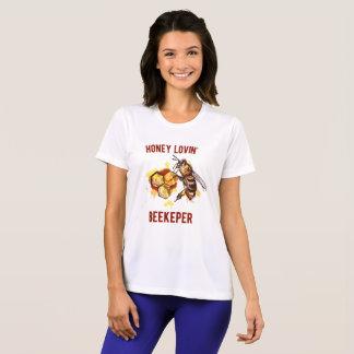 De Imker van Lovin van de honing T Shirt