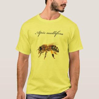 De Imkerij van de Bij van de Honing van Mellifera T Shirt