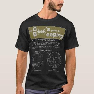 De Imkerij van Geek (Netwerken) - Zwarte T-shirt