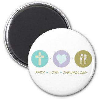 De Immunologie van de Liefde van het geloof Magneet