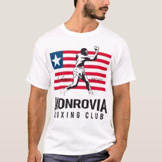 De In dozen doende Club van Monrovia T Shirt