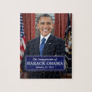 De Inauguratie 2013 van Obama van Barack Legpuzzel