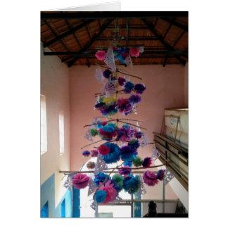 De Indische Kaart van de Kerstboom